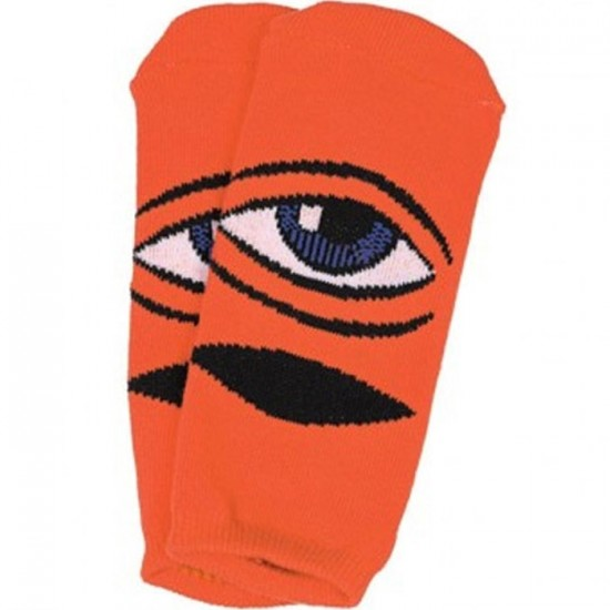 Toy Machine Sect Eye Ankle Socks - Orange