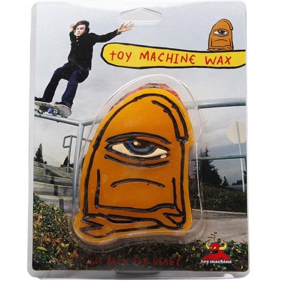 Toy Machine Wax - Orange