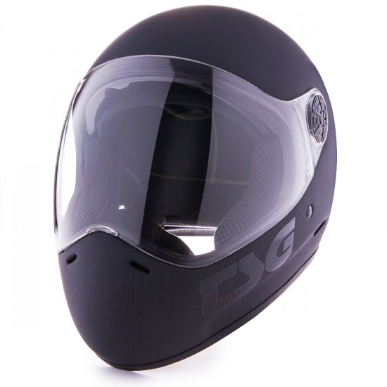 TSG Pass Helmet - Black
