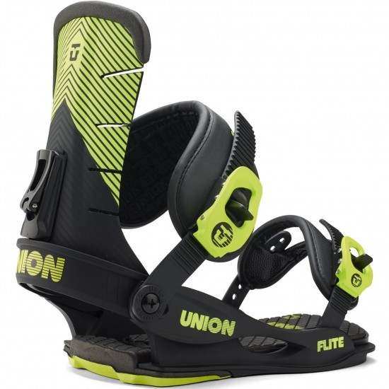 Union Flite Snowboard Bindings 2015 - Thunderstick