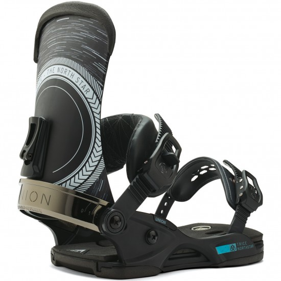 Union T.Rice Snowboard Bindings 2015 - North Star
