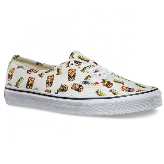 Vans Authentic Drained n Confused Shoes - White - 10.0