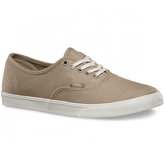 Vans Authentic Lo Pro Vintage Shoes - Dune - 5.0