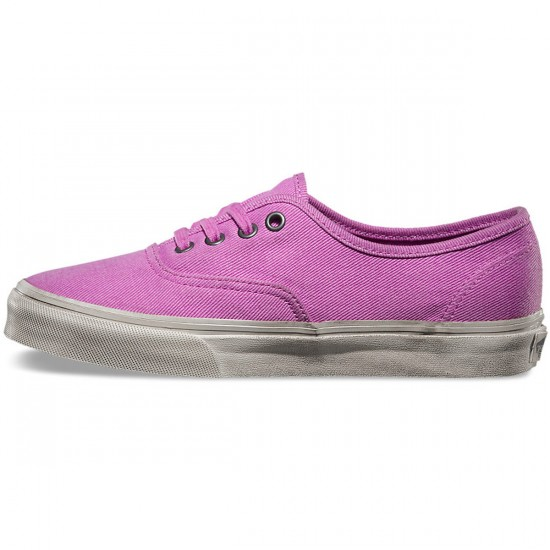 Vans Authentic Overwashed Shoes - Radiant Orchid - 9.0