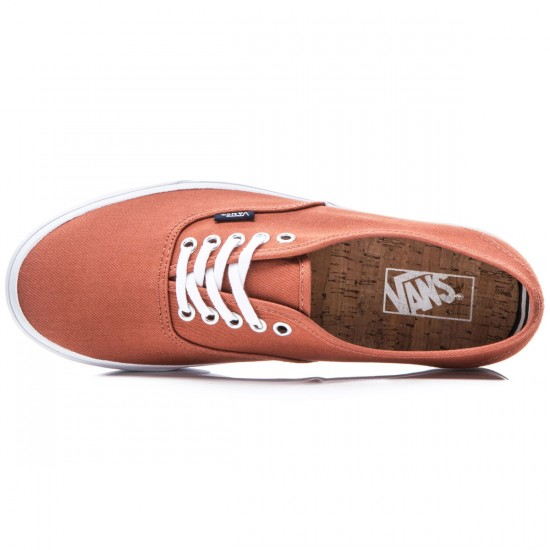 Vans Original Authentic Shoes - Deck Club/Auburn - 8.0