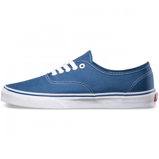 Vans Original Authentic Shoes - Navy - 14.0