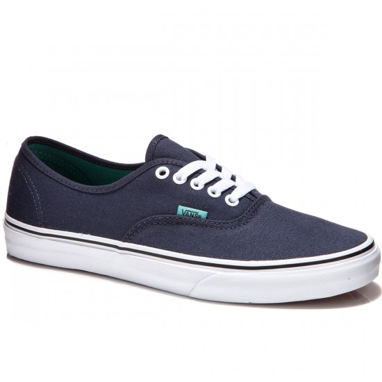 Vans Original Authentic Shoes - Pop Parisian/Night Sea Blue - 8.0