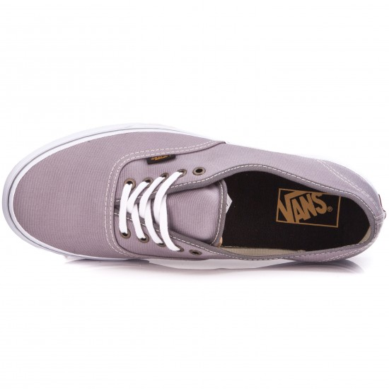 Vans Original Authentic Shoes - Surplus/Frost Grey/Pewter - 6.0