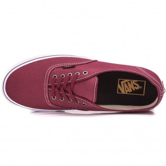 Vans Original Authentic Shoes - Surplus Port/Royale Port - 6.0