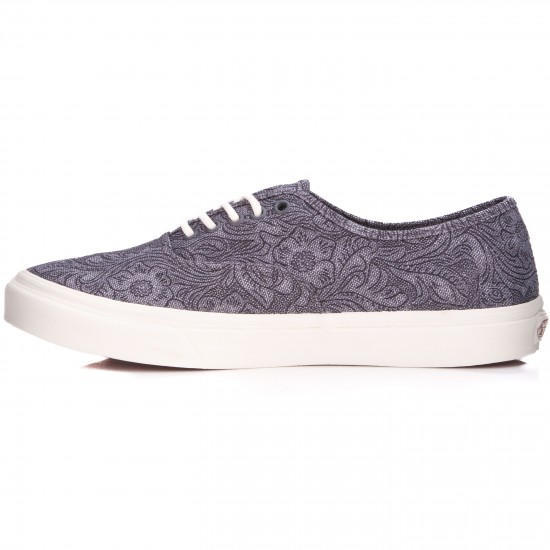 Vans Authentic Slim Womens Shoes - Motif Floral/Castlerock Marshmallow - 5.0