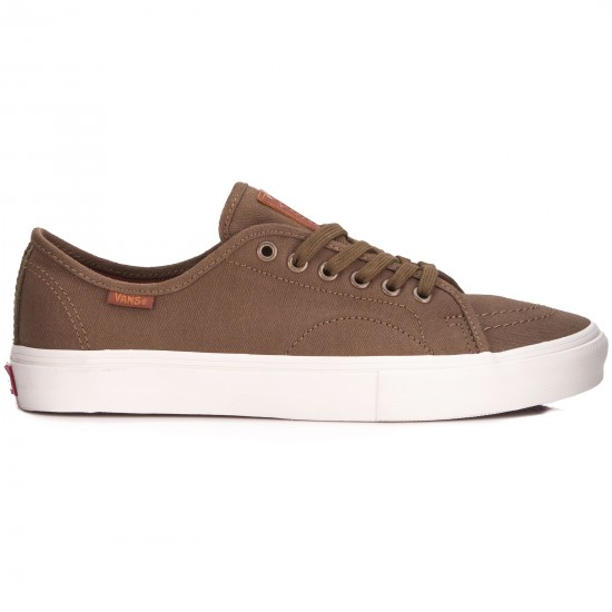 Vans AV Classic Pro Shoes - Antique Dark Olive - 6.5