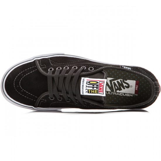 Vans AV Classic Pro Shoes - Black/Olivine - 8.0