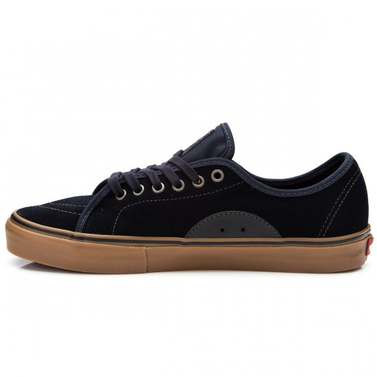 Vans AV Classic Pro Shoes - Navy/Gum - 7.5
