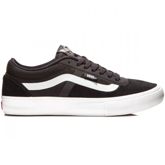 Vans AV RapidWeld Pro Shoes - Black/Silver - 8.0