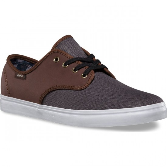 Vans C & L Madero Shoes - Magnet/Leather - 13.0