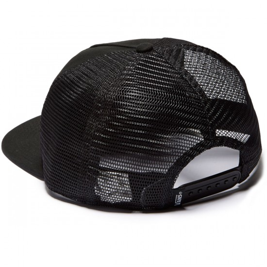 Vans Carefree Trucker Hat - Black