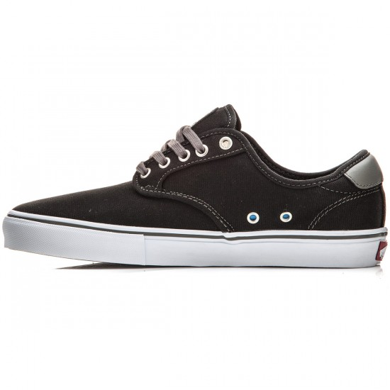 Vans Chima Ferguson Pro Shoes - Black/Charcoal/White - 10.0