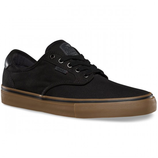 Vans Chima Ferguson Pro Shoes - Black/Grey/Gum - 9.5