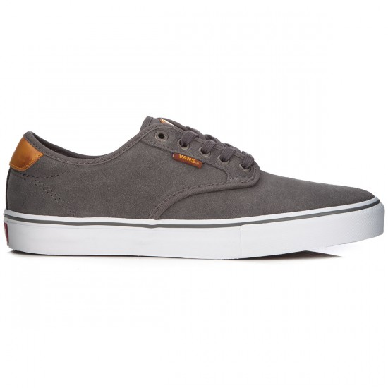 Vans Chima Ferguson Pro Shoes - Burnished Leather/Dark Grey - 6.0