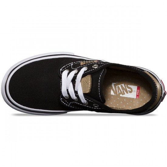Vans Chima Ferguson Pro Youth Shoes - Black/Tan - 6.0
