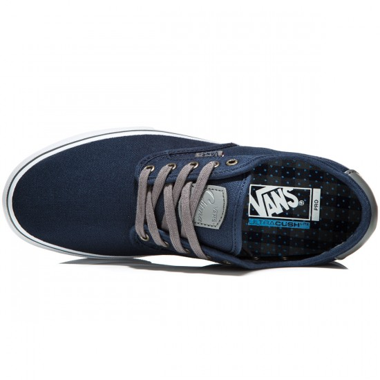 Vans Chima Ferguson Pro Shoes - Plaid/Dress Blues - 8.0