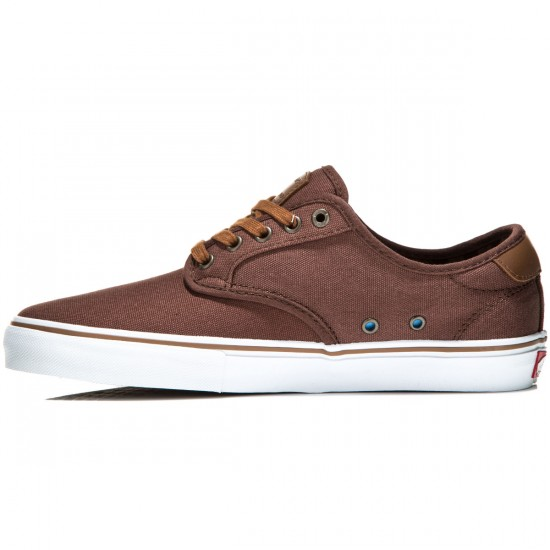 Vans Chima Ferguson Pro Shoes - Plaid/Potting Soil - 8.0