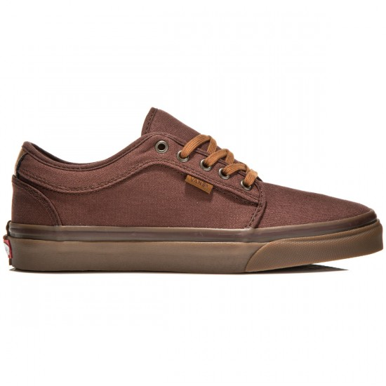 Vans Chukka Low Shoes - Plaid/Potting Soil - 8.0