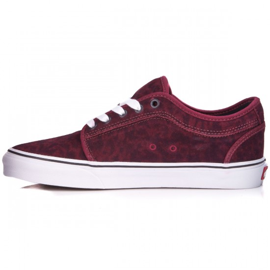 Vans Chukka Low Shoes - Tie Dye/Port Black - 6.0