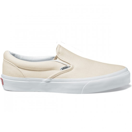 Vans Classic Slip-On Shoes - White - 6.0