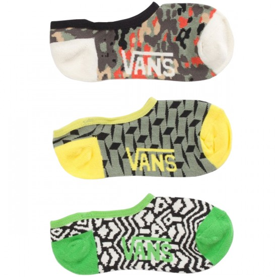 Vans Collier Canoodles 3 Pack Socks - Native