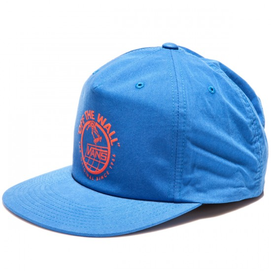 Vans DNA Unstructured Hat - Victoria Blue