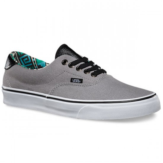 Vans Era 59 C&L Shoes - Frost Gray/Geo - 10.0