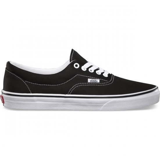 Vans Era Shoes - Black - 6.0