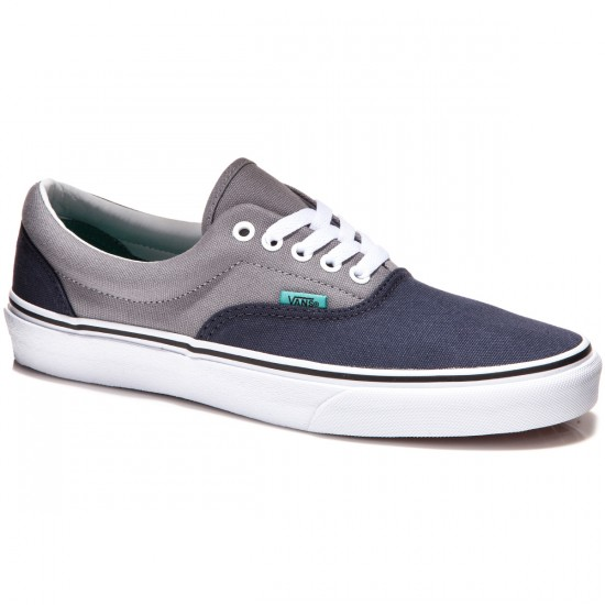 Vans Era Shoes - Pop Parisian/Night Frost Grey - 8.0