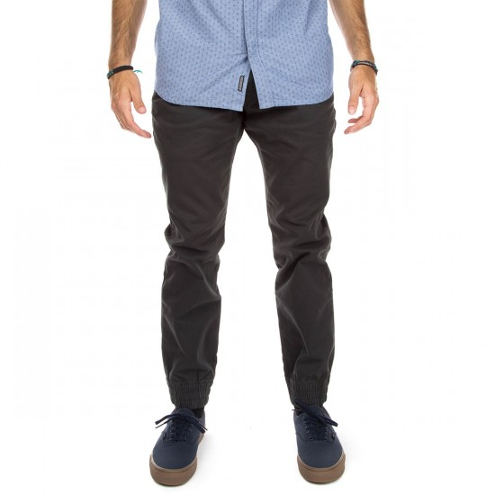 Vans Excerpt Chino Pegged Pants - Pirate Black - 28 - 32