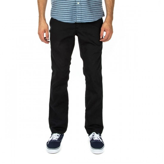 Vans GR Chino Pants - Black - 28 - 32