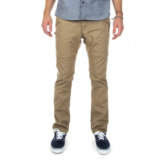 Vans GR Chino Pants - Military Khaki - 30 - 32