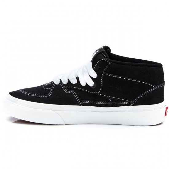 Vans Half Cab Youth Shoes - Navy - 3.5