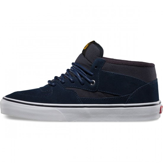 Vans Half Cab Surplus Shoes - Dress Blue/Blue Graphite - 13.0