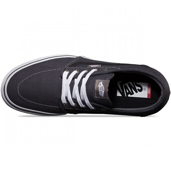 Vans Lindero 2 Tweed Shoes - Grey/Black - 9.5
