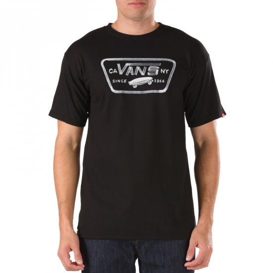 Vans Mabery T-Shirt - Black