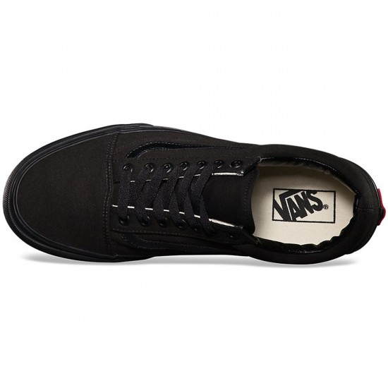 Vans Old Skool Shoes - Black/Black