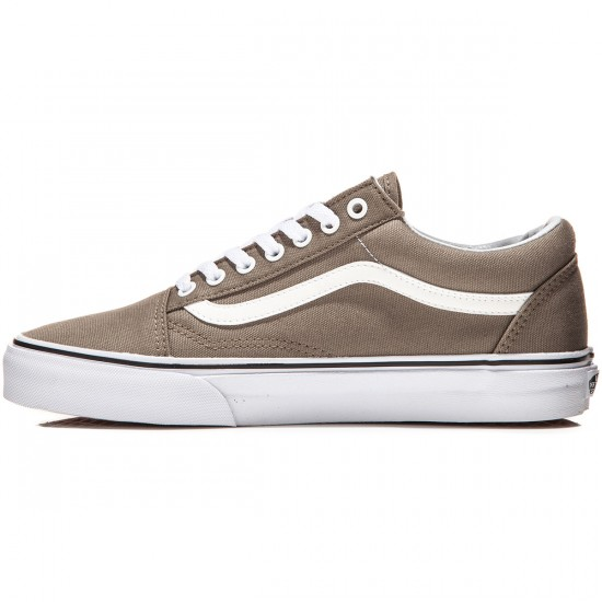Vans Old Skool Shoes - Canvas Brindle - 8.5