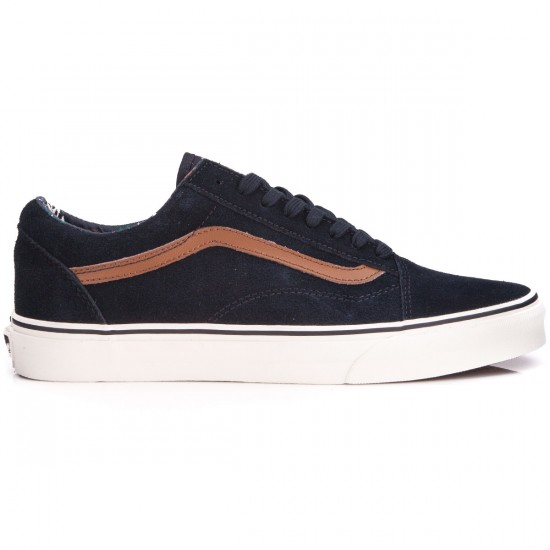 Vans Old Skool Shoes - Desert Tribe/Suede Graphite - 6.0