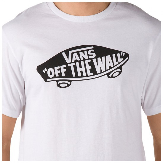 Vans OTW T-Shirt - White/Black