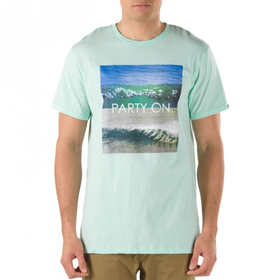Vans Party On T-Shirt - Yucca