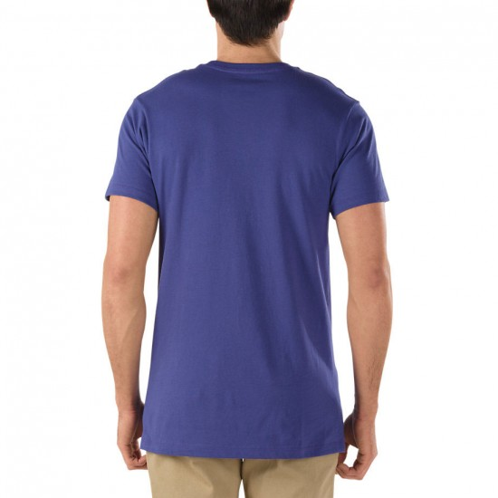 Vans Pineapple Pocket T-Shirt - Sparkle Blue