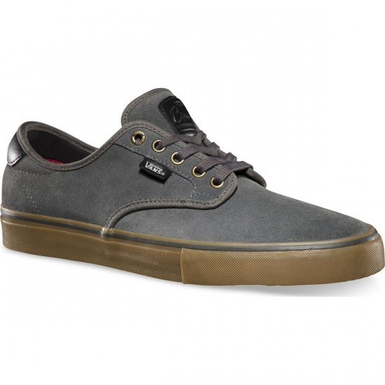Vans Chima Ferguson Pro Shoes - Charcoal/Gum - 7.0