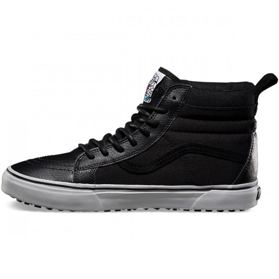 Vans SK8 - Hi Mountain Edition Shoes - Black - 10.0