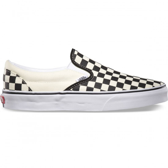 Vans Classic Slip On Checkerboard Youth Shoes